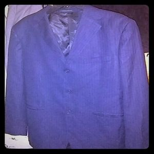 Lightly used Armani suit